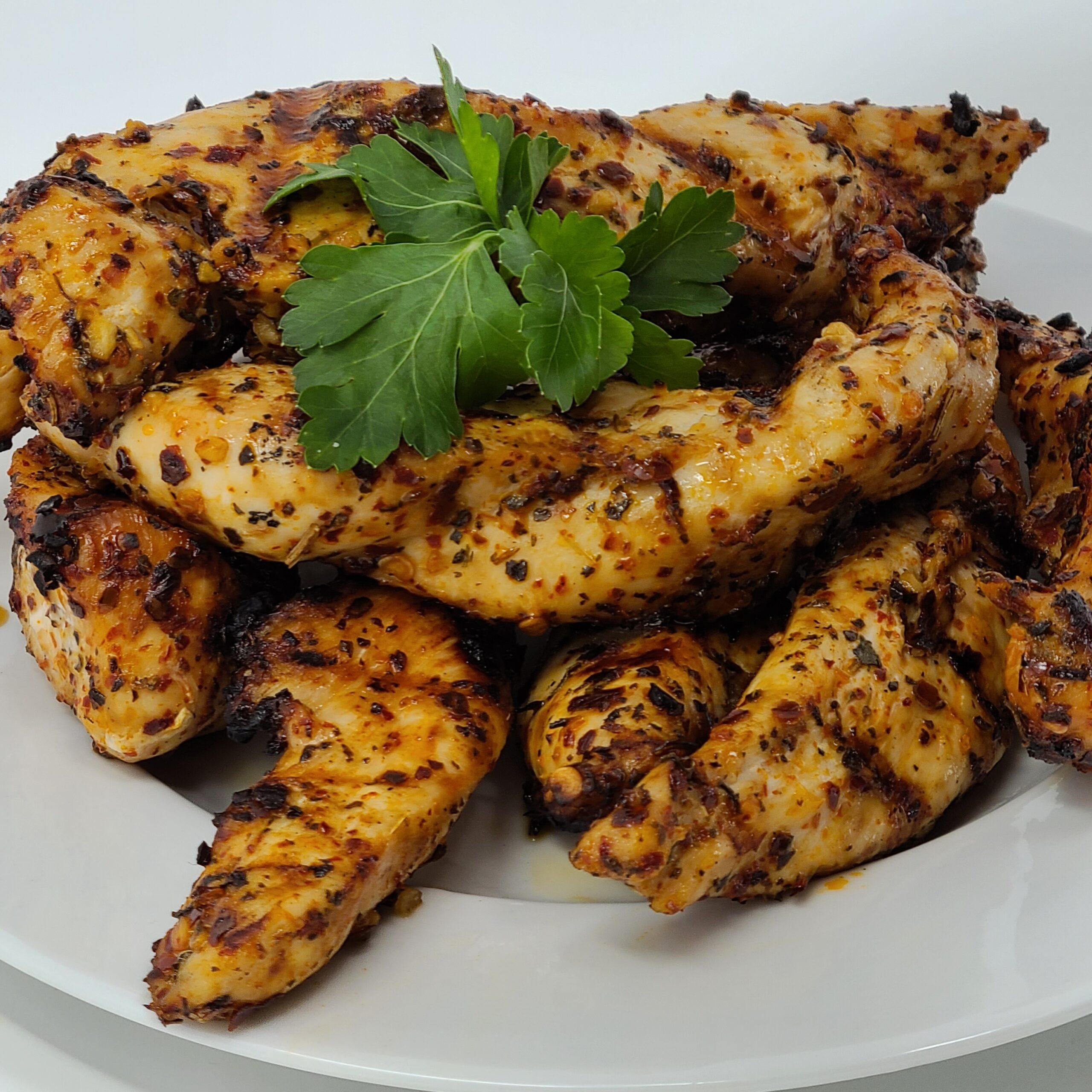 Smoky BBQ Grilled Chicken