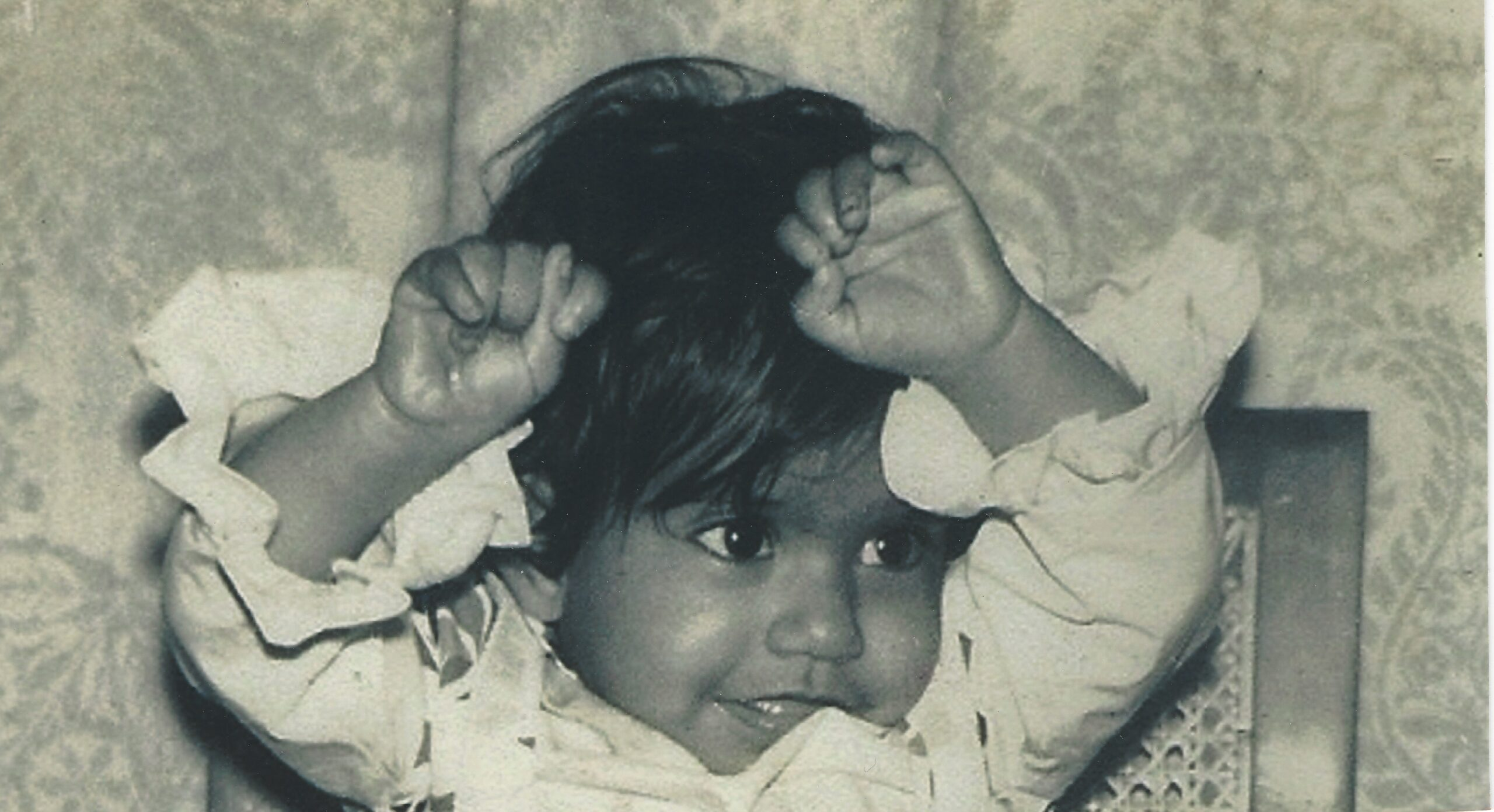 Veera as a Baby