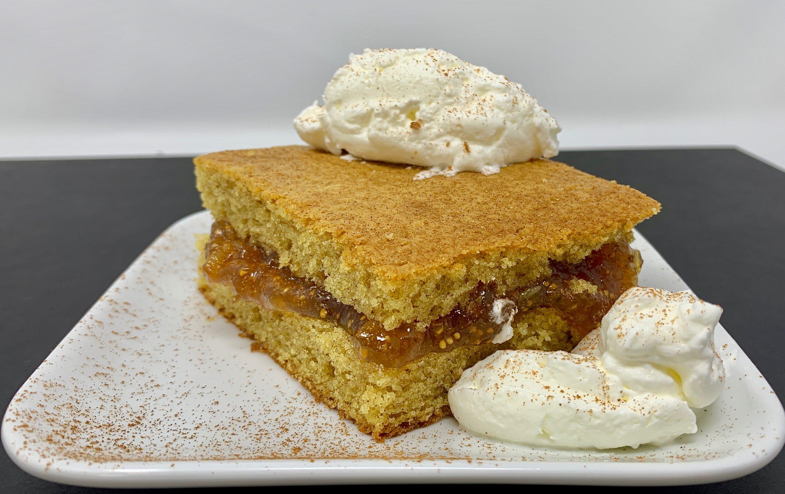 Orange Spice Cake 2