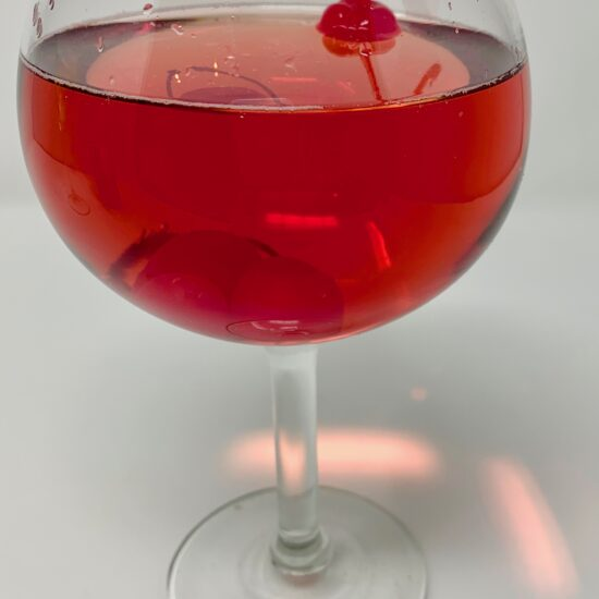 Cherry Almond Aperitif