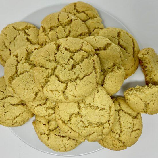 Vegan Sugar Cookies Soft Bake