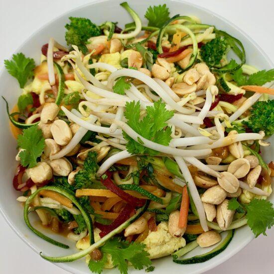 Asian Sesame Noodles