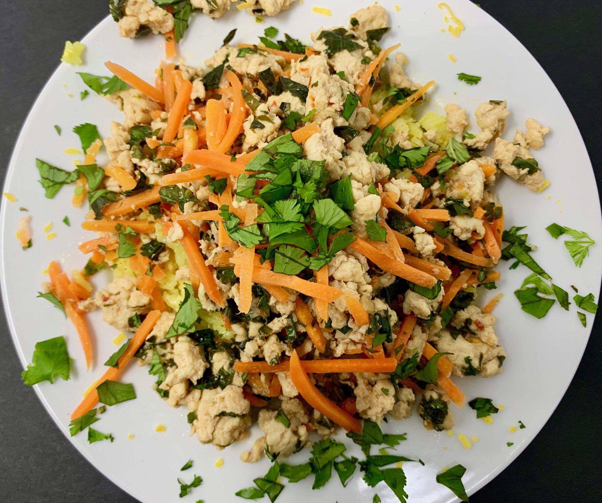 Basil Chicken Thai