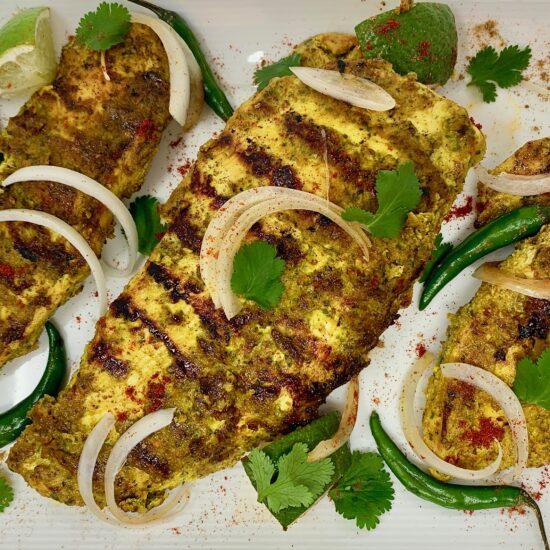 Yogurt Marinated Grilled Chicken Indian