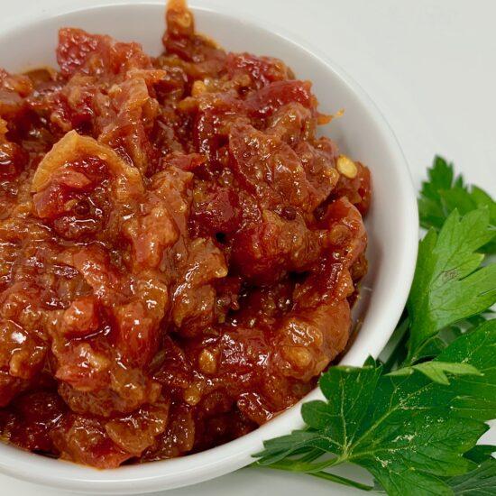 Tomato Jam Chutney