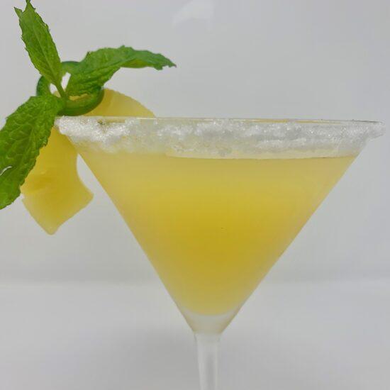 Pineapple Ginger tini